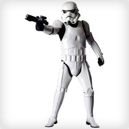 Clone Trooper Commander Costume