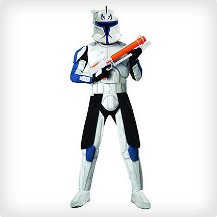 Clonetrooper Captain Rex Costume
