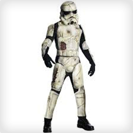 Death Trooper Deluxe Adult Set