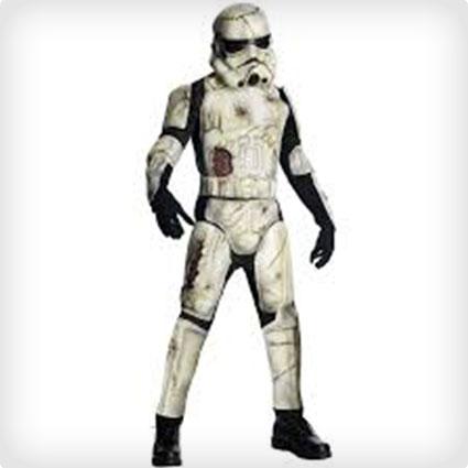 Death Trooper Deluxe Adult Set