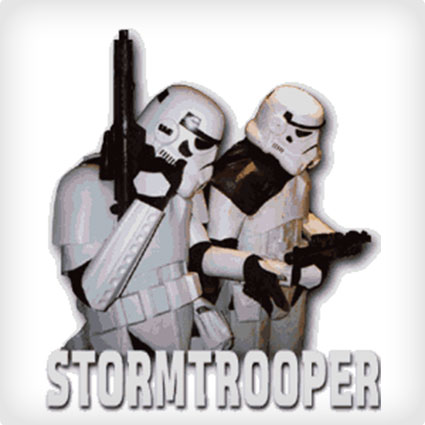 Making a Homemade Clone Trooper Costume
