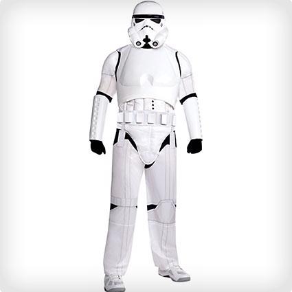 Plus Size Deluxe Stormtrooper Costume
