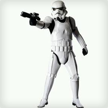 Supreme Movie Quality Collectors Stormtrooper Costume