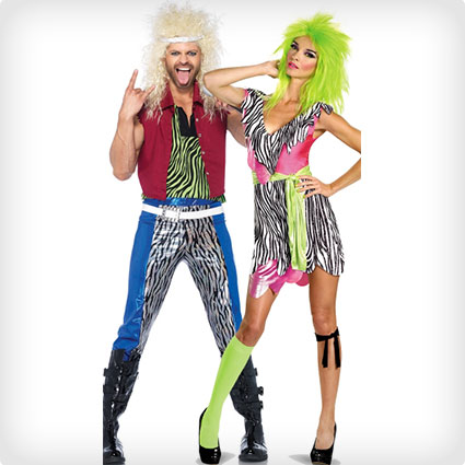 80's Rockers Costumes