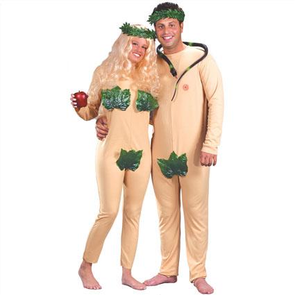 Adam and Eve Adult Costume