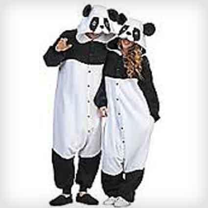 Anime Panda Costume