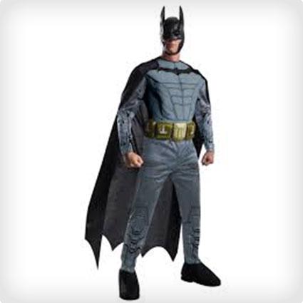 Batman Arkham City Deluxe Costume