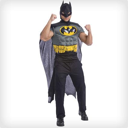Batman Muscle Chest Costume Kit