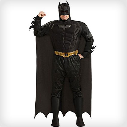 Batman Muscle Chest Deluxe Costume