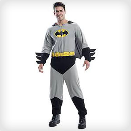 Batman One-Piece Costume