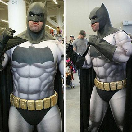 Batman Suit Costume