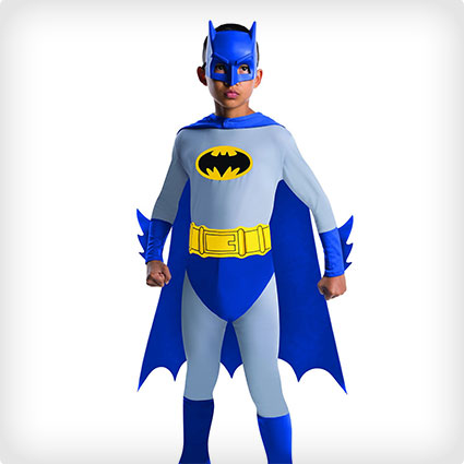 Batman The Brave and the Bold Costume
