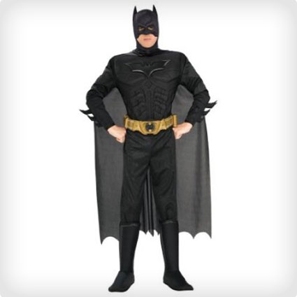 Batman The Dark Knight Rises Costume