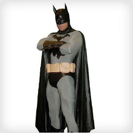 Batman Zentai Cosplay Costume