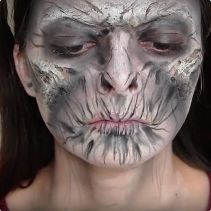 Become a White Walker this Halloween