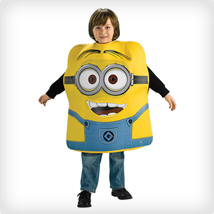 Boys Minion Dave Costume