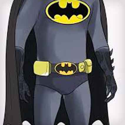 How to Build Your Own Batman Costume