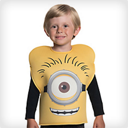 Child Foam Minion Shirt