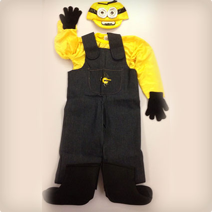 Child Minion Costume