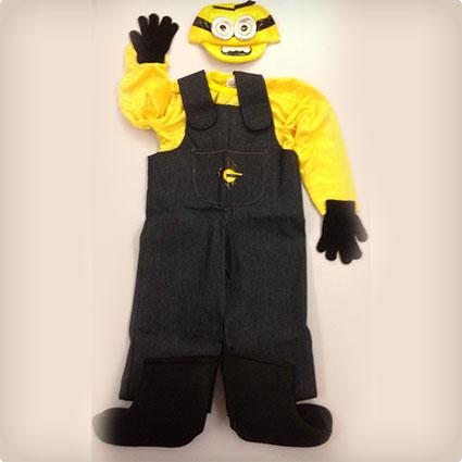 Child Minion Costume