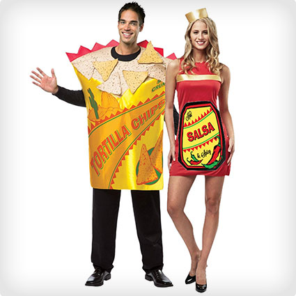Chips and Salsa Costumes