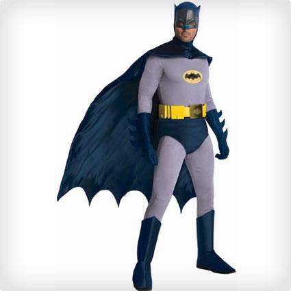 Classic Batman Circa 1966 Costume