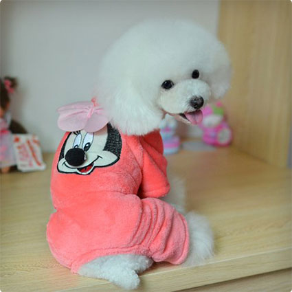 Cute Mickey Mouse Dog Sweater