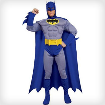 DC Collection Deluxe Batman Costume