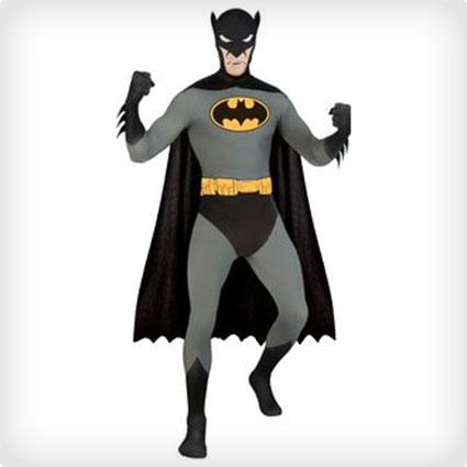 DC Comics Batman 2nd Skin Costume