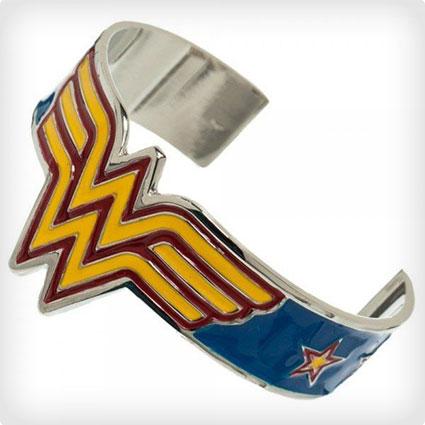 DC Comics Wonder Woman Cuff Bracelet