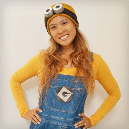 DIY Adult Minion Costume