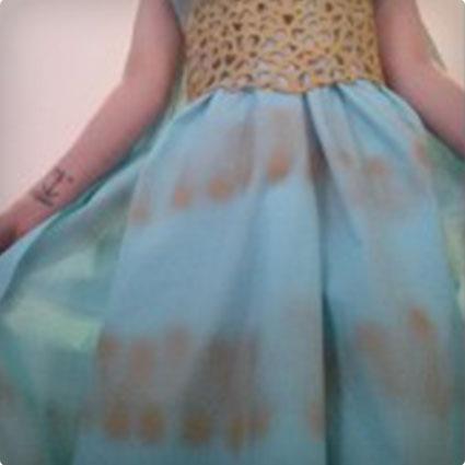 DIY Daenerys Targaryen Qarth Dress
