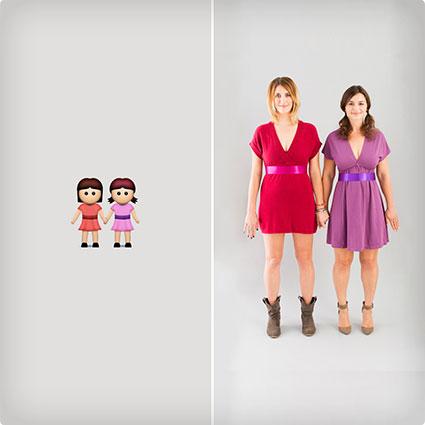 DIY Emoji Costumes