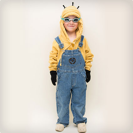 DIY Minion Costume for Your Minions