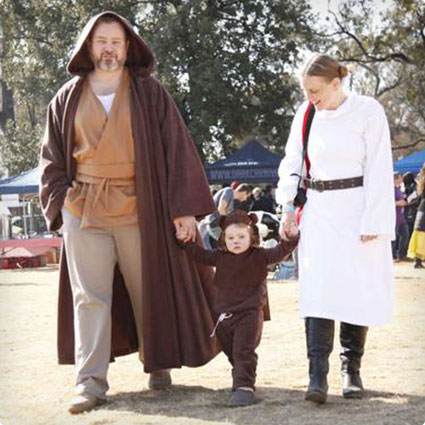 DIY Princess Leia Costume