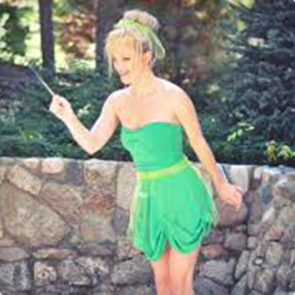 98 quick and easy diy halloween costumes for 2016 costume yeti diy tinker bell costume solutioingenieria Image collections
