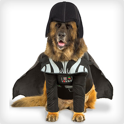 Darth Vader Big Dog Costume