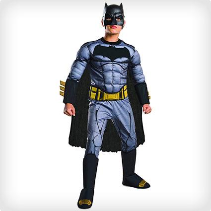 Dawn of Justice Deluxe Batman Costume