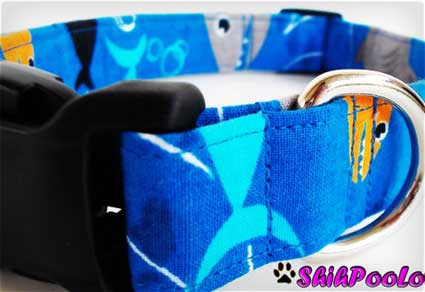 Deep Sea Sharks Collar