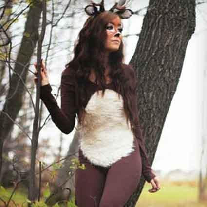 Deer Costume Tutorial