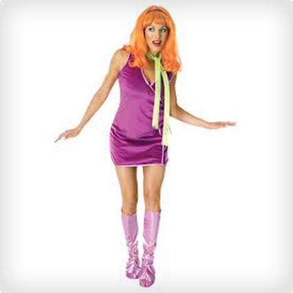 Deluxe Daphne Costume