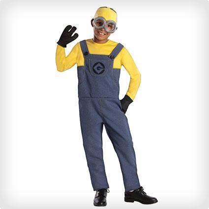Deluxe Dave Minion Costume