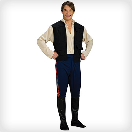 Deluxe Han Solo Costume