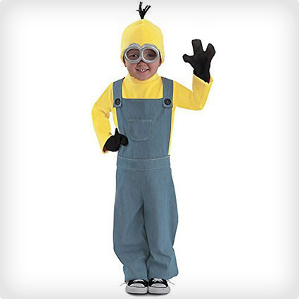 Deluxe Minion Bob Kids Costume