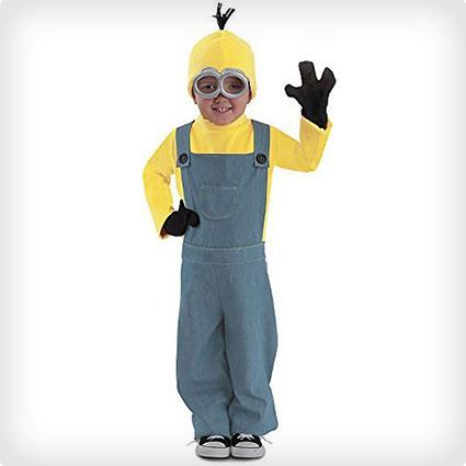 Deluxe Minion Bob Kids Costume
