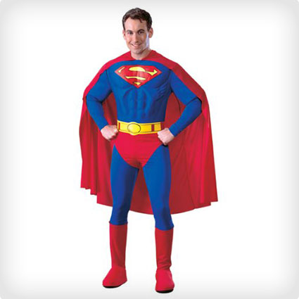 Deluxe Superman Costume