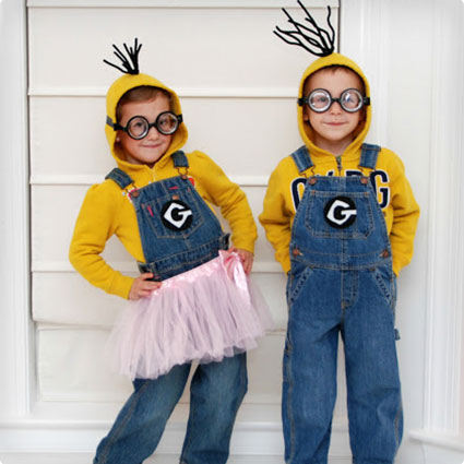 Despicable Me Minion Costumes