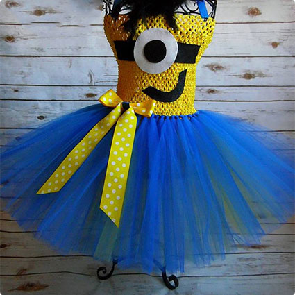 Despicable Me Tutu Dress