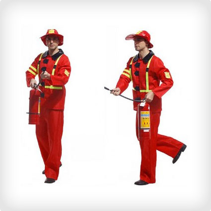 Firefighter Cosplay Costume