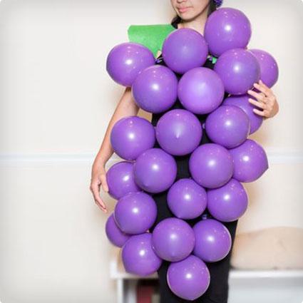 Grape Bunch Costume